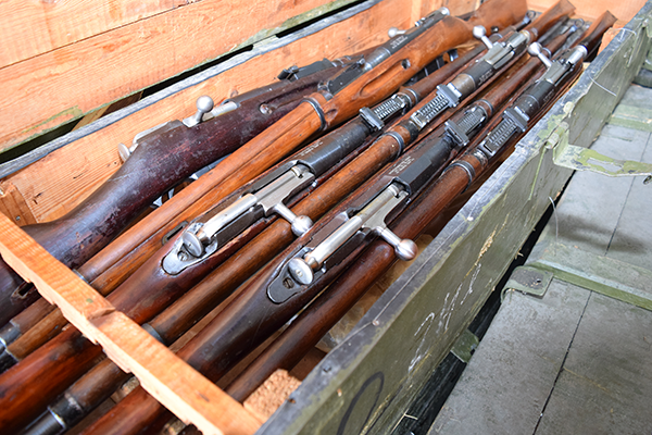 Russian Mosin Nagant Rifles M91/30 Still Available