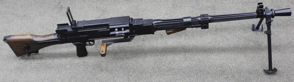 Semi-Auto SG43 with Bipod