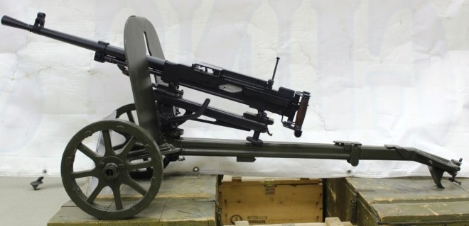 Image result for russian machine gun on wheels